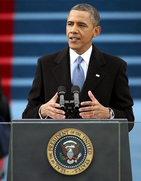 President Obama's Inauguration Speech 2013: Highlights