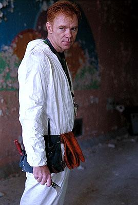David Caruso as Phil in USA Films' Session 9