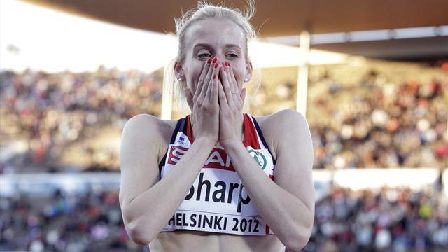 London 2012 - Sharp set to miss out on Olympic Games