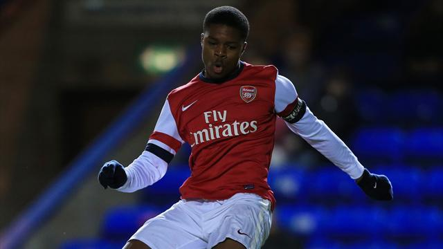 League One - Akpom back with Arsenal