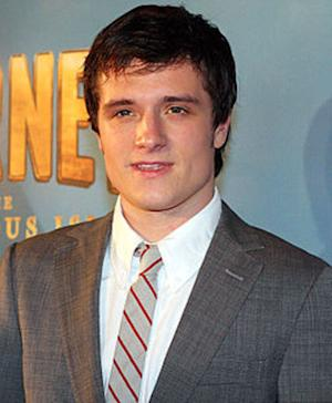Josh Hutcherson at the Journey 2: The Mysterious Island, Film premiere in Sydney 2012.