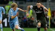 The hosts failed to build on Lucas Biglia's opener and let Milan back in the game, as Montella's side salvaged a point at Stadio Olimpico