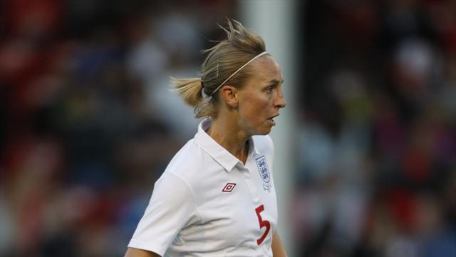 Football - England hero White: Women's game will thrive
