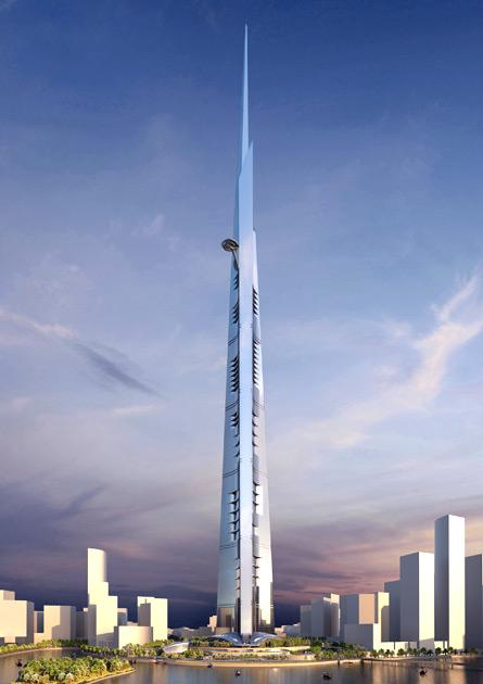 World's tallest tower to be completed by 2017