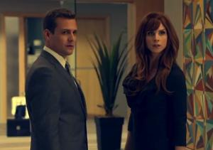 TVLine's Performers of the Week: Suits' Gabriel Macht and Sarah Rafferty