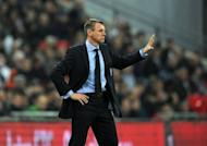 England's caretaker manager Stuart Pearce pictured during his side's international friendly The Netherlands at Wembley Stadium in north-west London on February 29. Pearce believes the European Championships will be harder to win than the World Cup and says the Three Lions cannot afford to make a slow start to the tournament