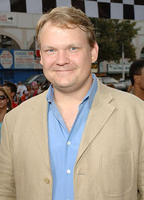 Premiere: Andy Richter at the LA premiere of Columbia's Talladega Nights: The Ballad of Ricky Bobby - 7/26/2006