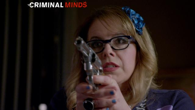 Criminal Minds - He Has A Gun!