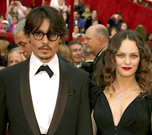 "Johnny Depp, Vanessa Paradis Had ""Blazing Fights"" Before Breakup"