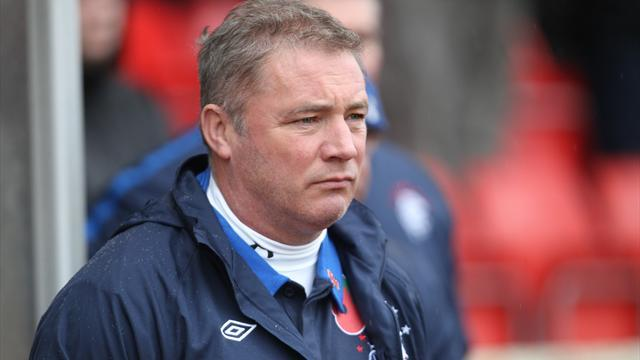 Scottish Premier League - Rangers suffer shock home defeat to Peterhead