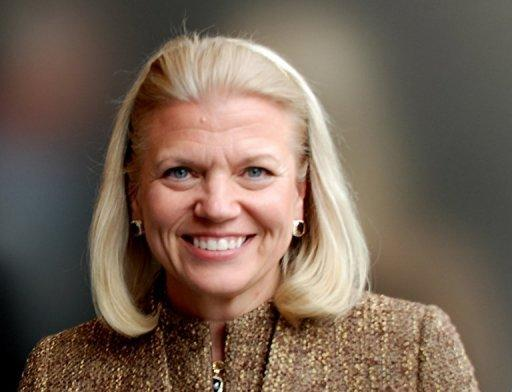 #12 Virginia Rometty
