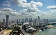 A general view of Singapore shows part of the city's business district in 2010. Self-made Australian mining tycoon Nathan Tinkler is to move to Singapore hoping to increase his wealth by being closer to Asia's money markets, reports said Saturday