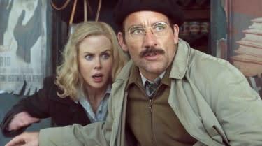 EMMYS: Nicole Kidman On 'Hemingway And Gellhorn'
