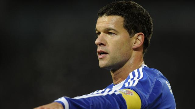 Ballack announces retirement