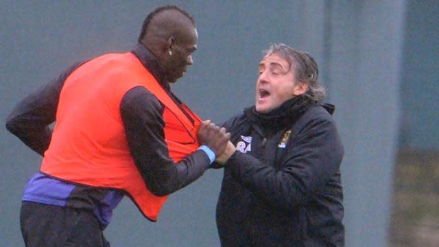 Premier League - Tevez: I want to help Balotelli