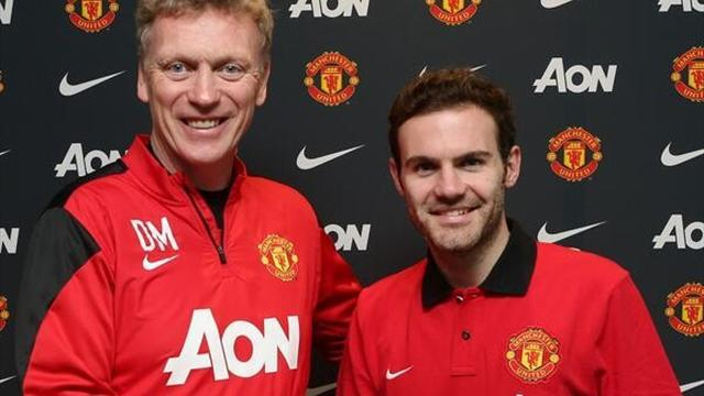 Premier League - Moyes: Mata the first of many United signings