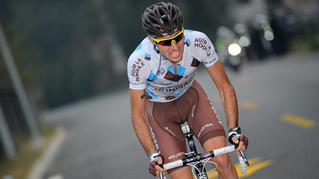 Giro d'Italia - Georges leaves Giro after positive test