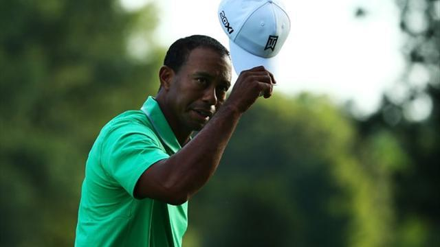 Golf - Woods named PGA Tour player of the Year