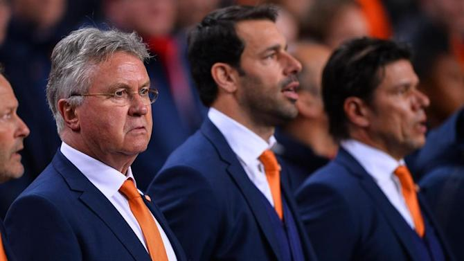 Euro 2016 - Guus Hiddink: Netherlands will qualify for finals despite Turkey result