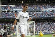 Cristiano Ronaldo (pictured on September 2) will put his latest controversy behind him and rescue Real Madrid from their faltering start to La Liga season, his teammates have insisted. The Portuguese star described himself as being 'sad' after scoring twice in a 3-0 win over Granada without offering further explanation