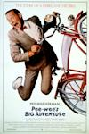 Poster of Pee-Wee's Big Adventure