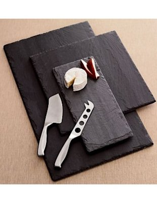 Medium slate cheese board
