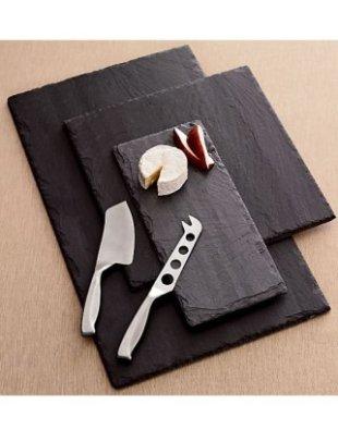 Medium slate cheese board