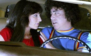 """Katey Sagal and guest star Adam Arkin ABC's """"8 Simple Rules"""" 8 Simple Rules"""