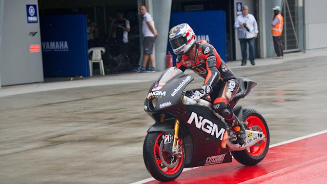 MotoGP - CRT Tests in Sepang - Day Two