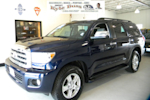 Used 2008 Toyota Sequoia Limited Edition