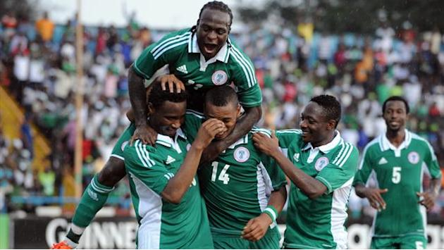 African Cup of Nations - Group C: Zambia v Nigeria LIVE
