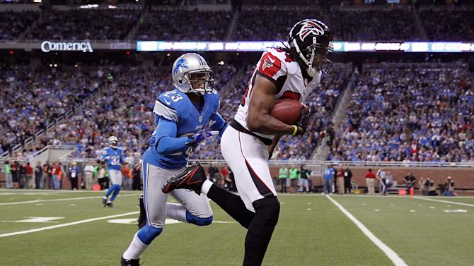 Atlanta Falcons v Detroit Lions