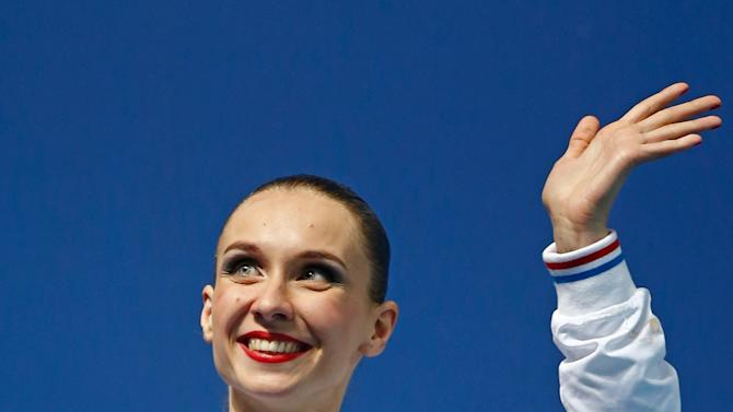 Synchronised Swimming - 16th FINA World Championships: Day Five
