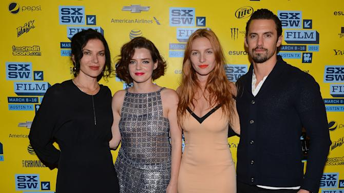"""""""Kiss of the Damned"""" Red Carpet Arrivals - 2013 SXSW Music, Film + Interactive Festival"""