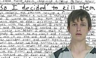 Murder Confession: Teen Copies Halloween Film