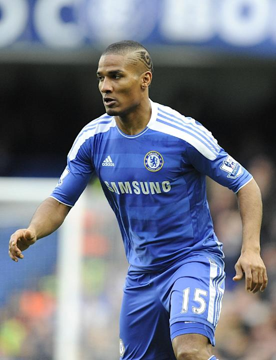 Florent Malouda's Chelsea career could be nearing an end