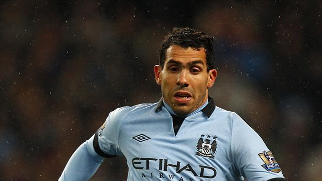 Football - Barry: Problems do not faze Tevez