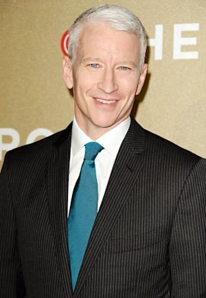 Anderson Cooper Blinded for 36 Hours Due to Sunburn