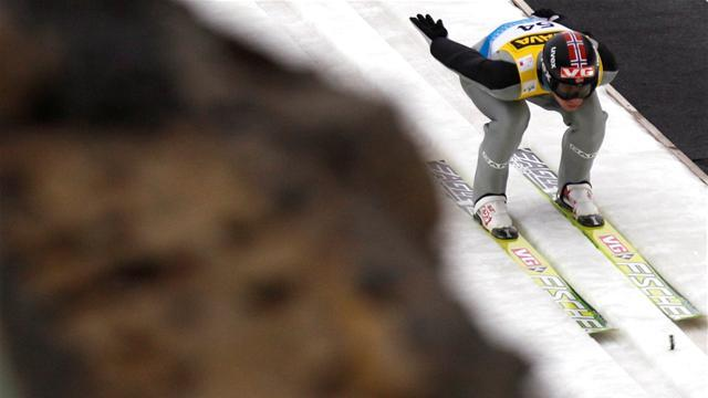 Ski Jumping - Winds force stop in Vikersund