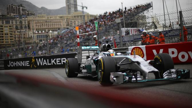 Formula 1 - Hamilton enthralled by Monaco madness