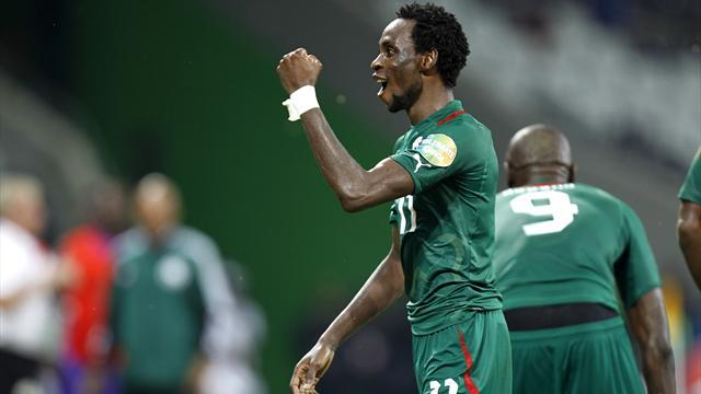 African Cup of Nations - CAF clears Pitroipa to play in final