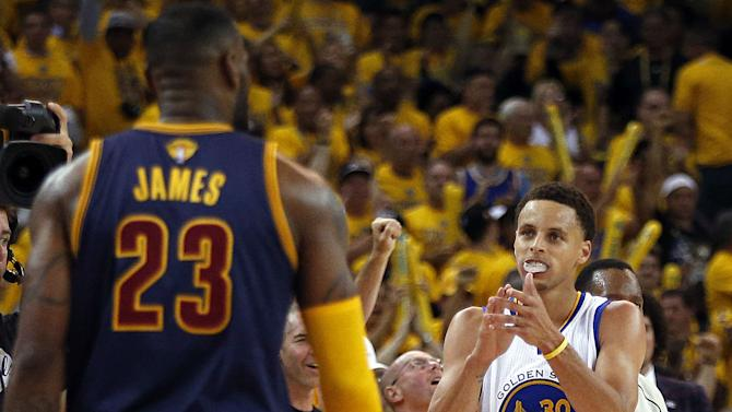 Warriors heavy favorites to win NBA Finals … in 2017