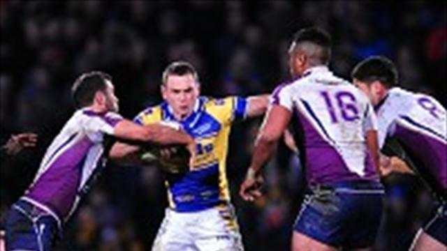 Rugby League - Leeds deflated by Melbourne defeat