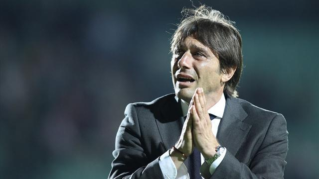 Serie A - Court rejects Conte plea bargain over match-fixing