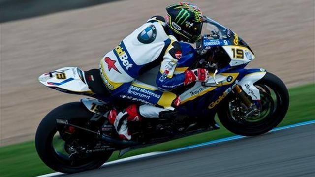Superbikes - Donington WSBK: Grip issues cause problems for Davies