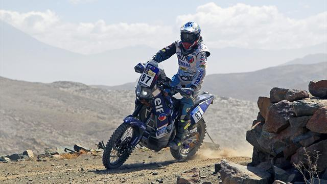 Dakar - Bikes: Casteu leads as Bort claims stage