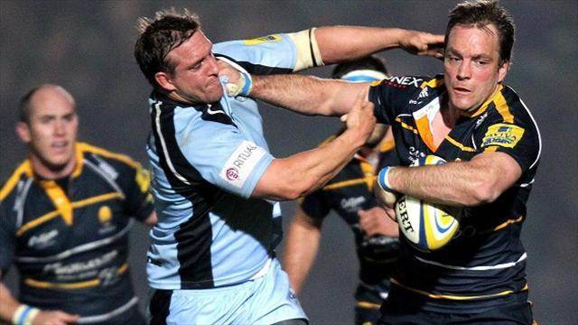Premiership - Newcastle Falcons' Golding to quit