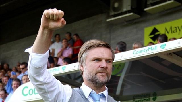 League One - Pressley pleased with Coventry