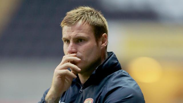 Championship - Flitcroft thankful for Cup run