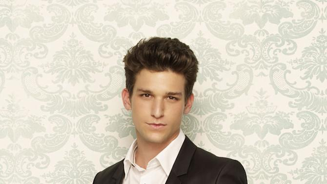 "Daren Kagasoff stars as Ricky Underwood in ""The Secret Life of the American Teenager."""